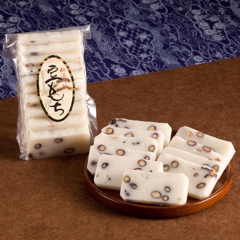 杵つき斗棒(とぼ)餅 10個入