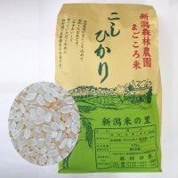 【毎回10%増量】まごころ米 コシヒカリ(白米)10kg 定期6回コース